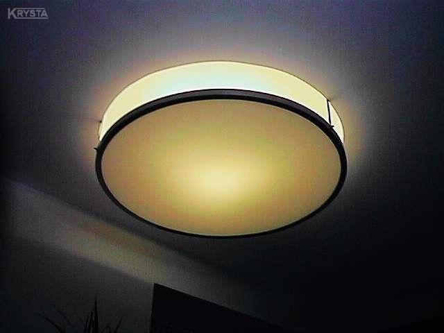 Konstrukcja nierdzewna lampy.