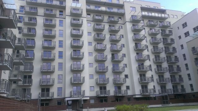 Balustrady balkonowe osiedle Dębowe Tarasy Katowice.