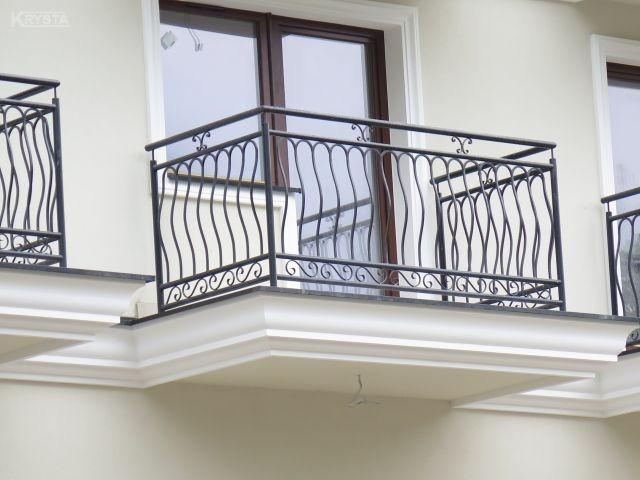 Balkon Hotel Logos Zakopane.