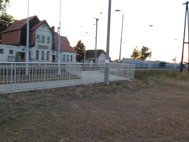 Dworzec Korzeńsko.
