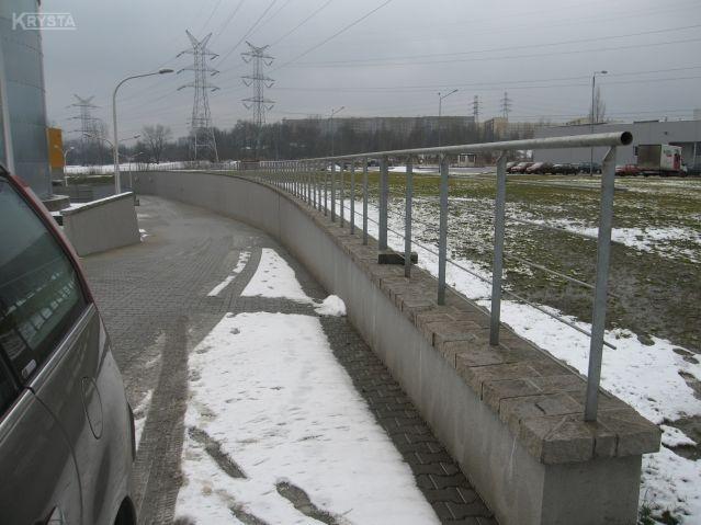 Pawilon meblowy AGATA Katowice.